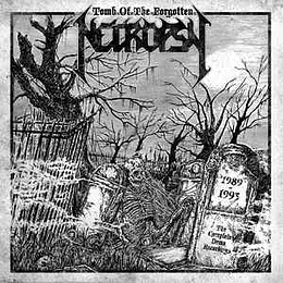 Necropsy (7) – Tomb Of The Forgotten (The Complete Demo Recordings 1989-1993) 3CDS