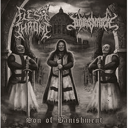 Flesh Throne, Bodysnatch  – Son of Banishment CD