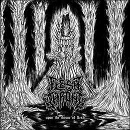 Flesh Throne – Upon The Throne Of Flesh MCD