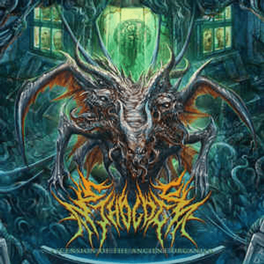 Ethology – Ascension Of The Ancient Organism CD