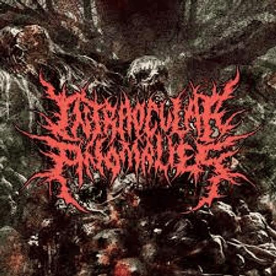 Intraocular Anomalies - Promo CD