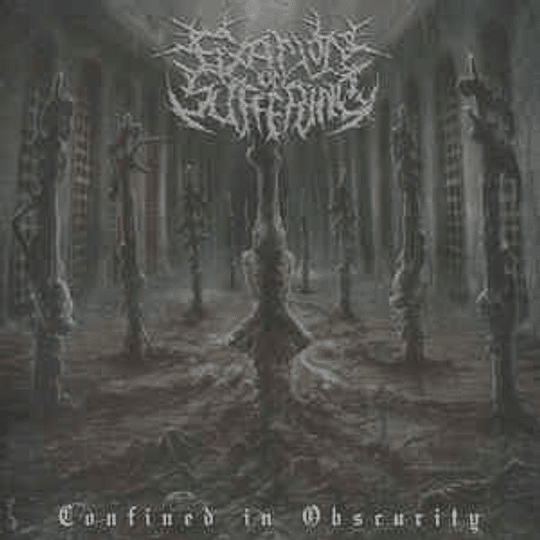Fixation On Suffering – Confined In Obscurity CD