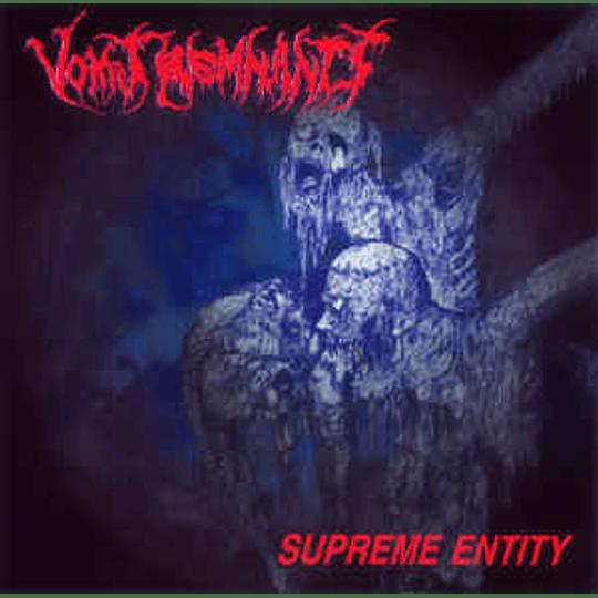 Vomit Remnants – Supreme Entity LP