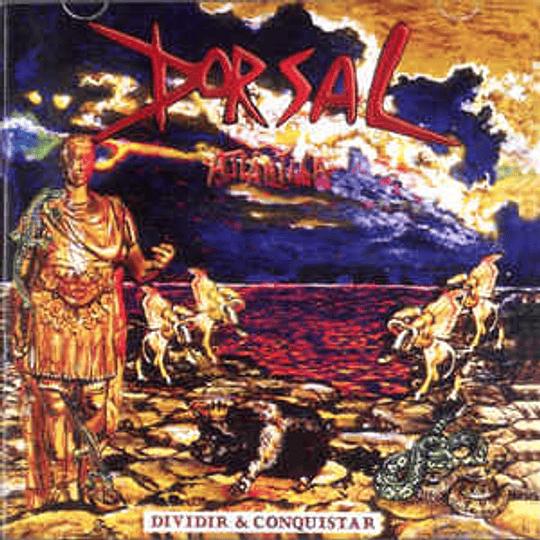 Dorsal Atlântica – Dividir & Conquistar CD
