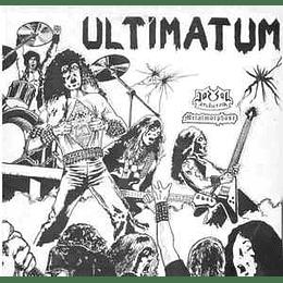 Dorsal Atlântica – Ultimatum CD