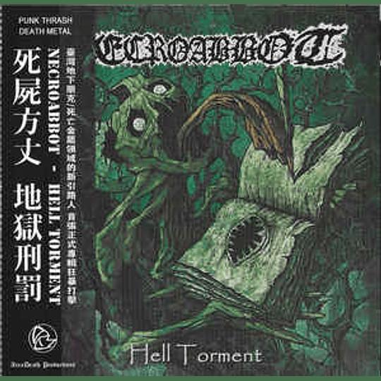 Necroabbot – Hell Torment CD