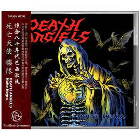 Death Angels – Noite Negra CD