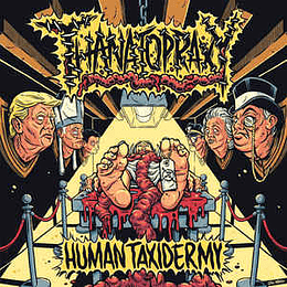 Thanatopraxy – Human Taxidermy CD