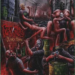 Meatknife – Junky Town CD