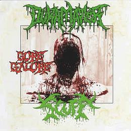Duramater / Scuff  – Gore Galore CD