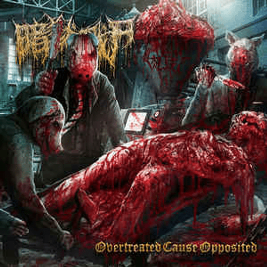 The Dark Prison Massacre – Overtreated Cause Opposited MCD
