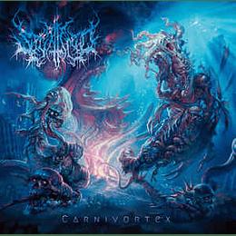 Splattered – Carnivortex CD