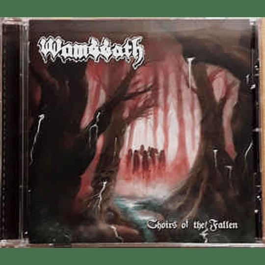Wombbath – Choirs Of The Fallen CD