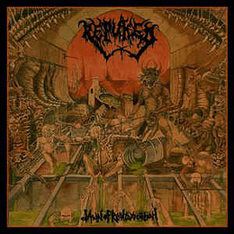 Repuked – Dawn Of Reintoxication LP