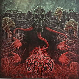 Accursed Spawn – The Virulent Host CD