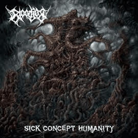 Bloodjob - Sick Concept Humanity CD