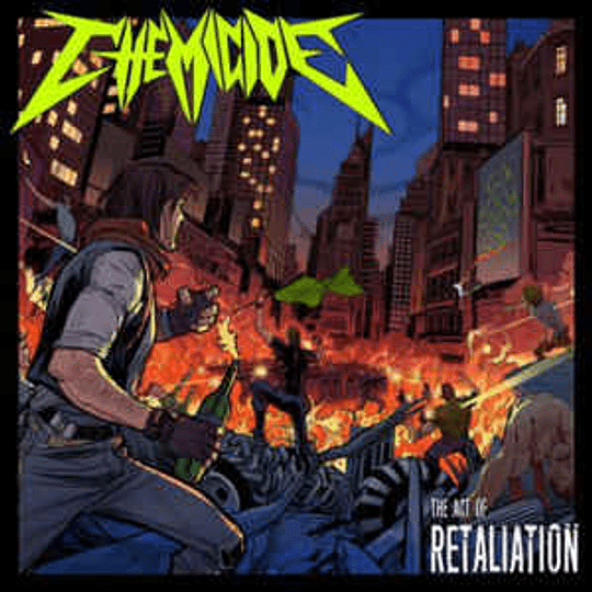Chemicide – The Act Of Retaliation CD