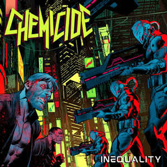 Chemicide – Inequality CD