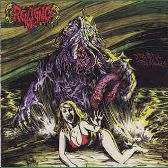Revolting – Dreadful Pleasures CD