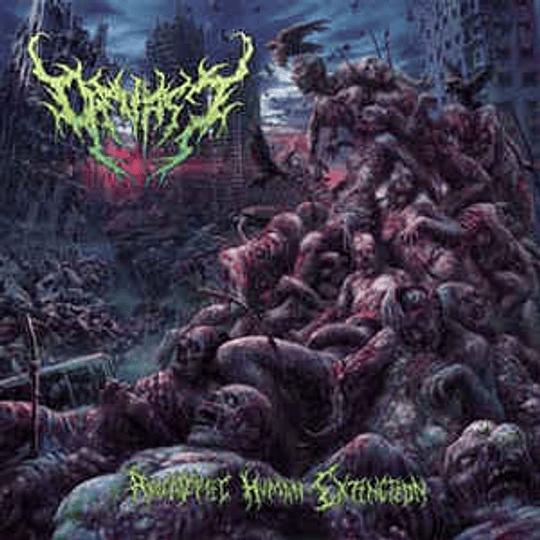 Devast – Apocalyptic Human Extinction CD