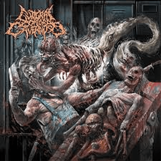 Guttural Corpora Cavernosa – You Should Have Died When I Killed You CD