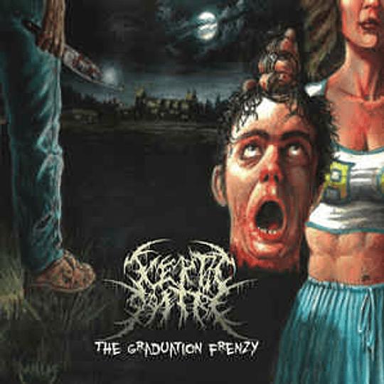 Aceptic Goitre – The Graduation Frenzy CD