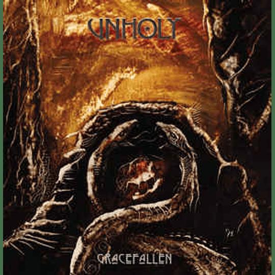 Unholy – Gracefallen CD
