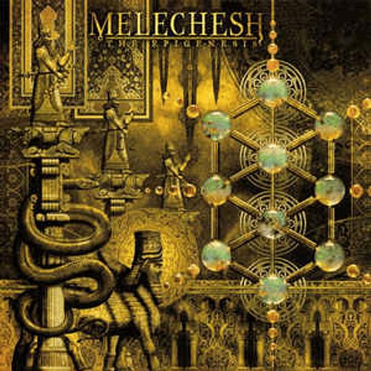 Melechesh – The Epigenesis CD