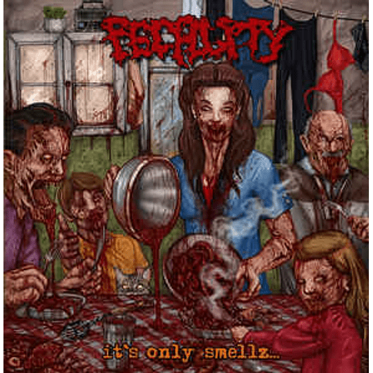 Fecality – It's Only Smellz... CD