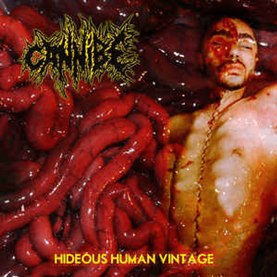 Cannibe – Hideous Human Vintage CD