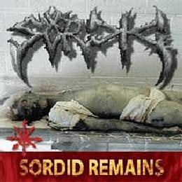 Sordid  – Sordid Remains CD
