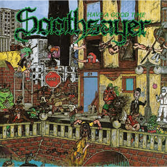 Soothsayer  – Have A Good Time CD