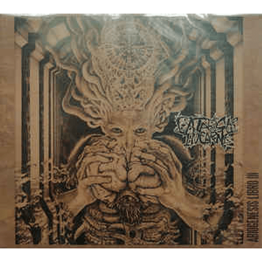 Catarsis Incarne – Abiogénesis Libro III CD