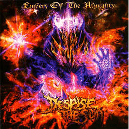 Despise The Sun – Embers Of The Almighty CD