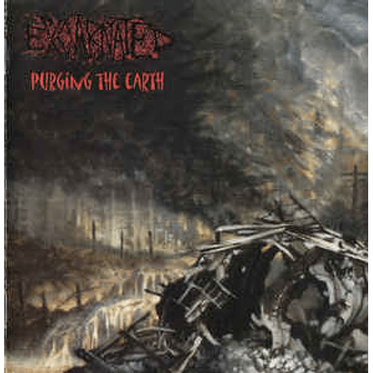 Excarnated – Purging The Earth CD