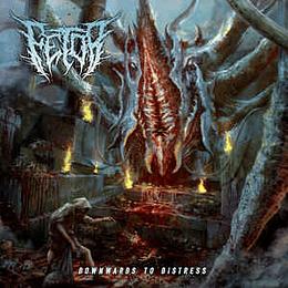 Fetor – Downwards To Distress CD