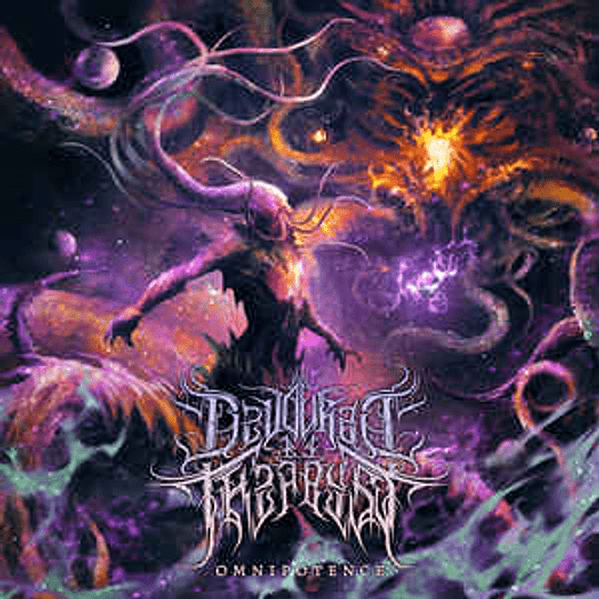 Devoured By The Abyss – Omnipotence CD