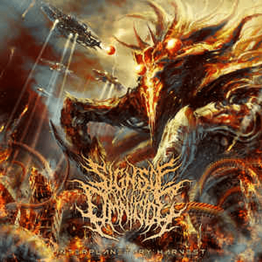 SIGNS OF OMNICIDE – Interplanetary Harvest CD