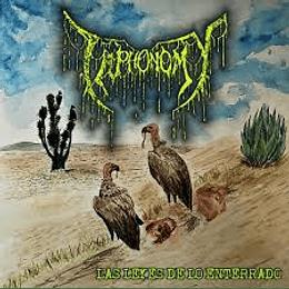 Taphonomy- Las Leyes De Lo Enterrado CD
