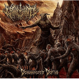 With All My Hate – Dehumanized Depths CD