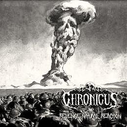 Chronicus – Revenge Natural Reaction CD
