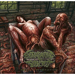 Extirpating The Infected – Reborn In Putrefaction CD