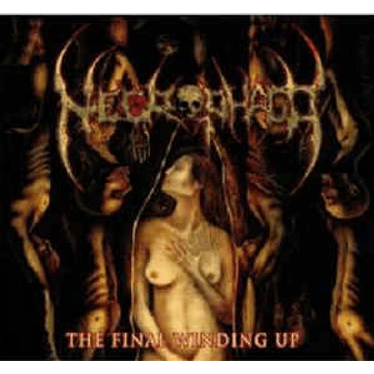 Necrophago – The Final Winding Up CD,Dig