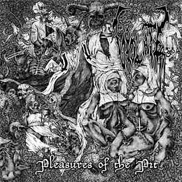 Violate – Pleasures Of The Pit CD