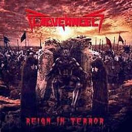 Plague Angels – Reign In Terror CD