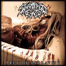 Shattered Eyes – Prey of Depravity CD
