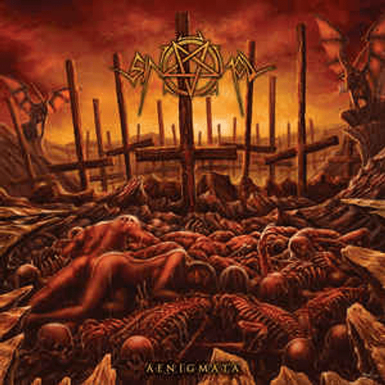 Sin Of God – Aenigmata CD