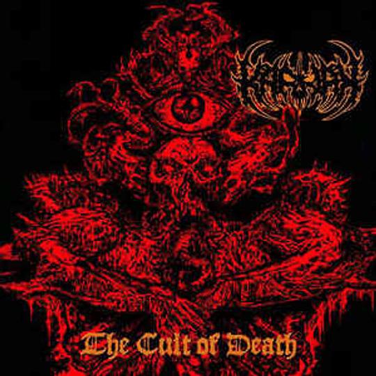 Karnak  – The Cult Of Death MCD
