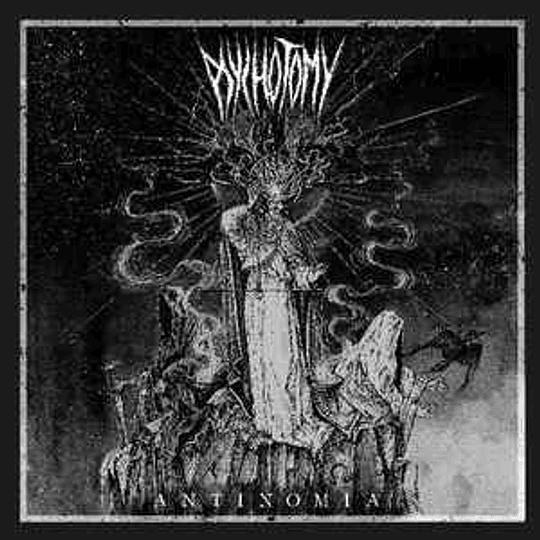 Psychotomy – Antinomia CD