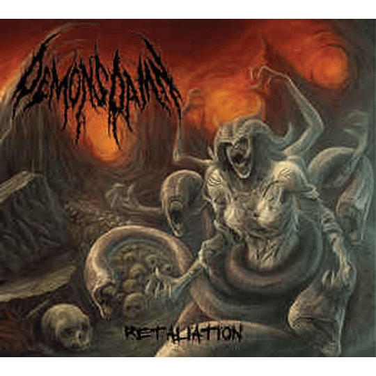 Demons Damn – Retaliation CD